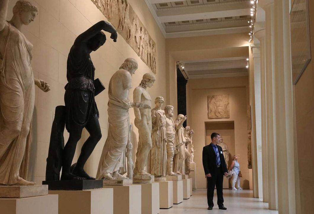 Охрана музеев