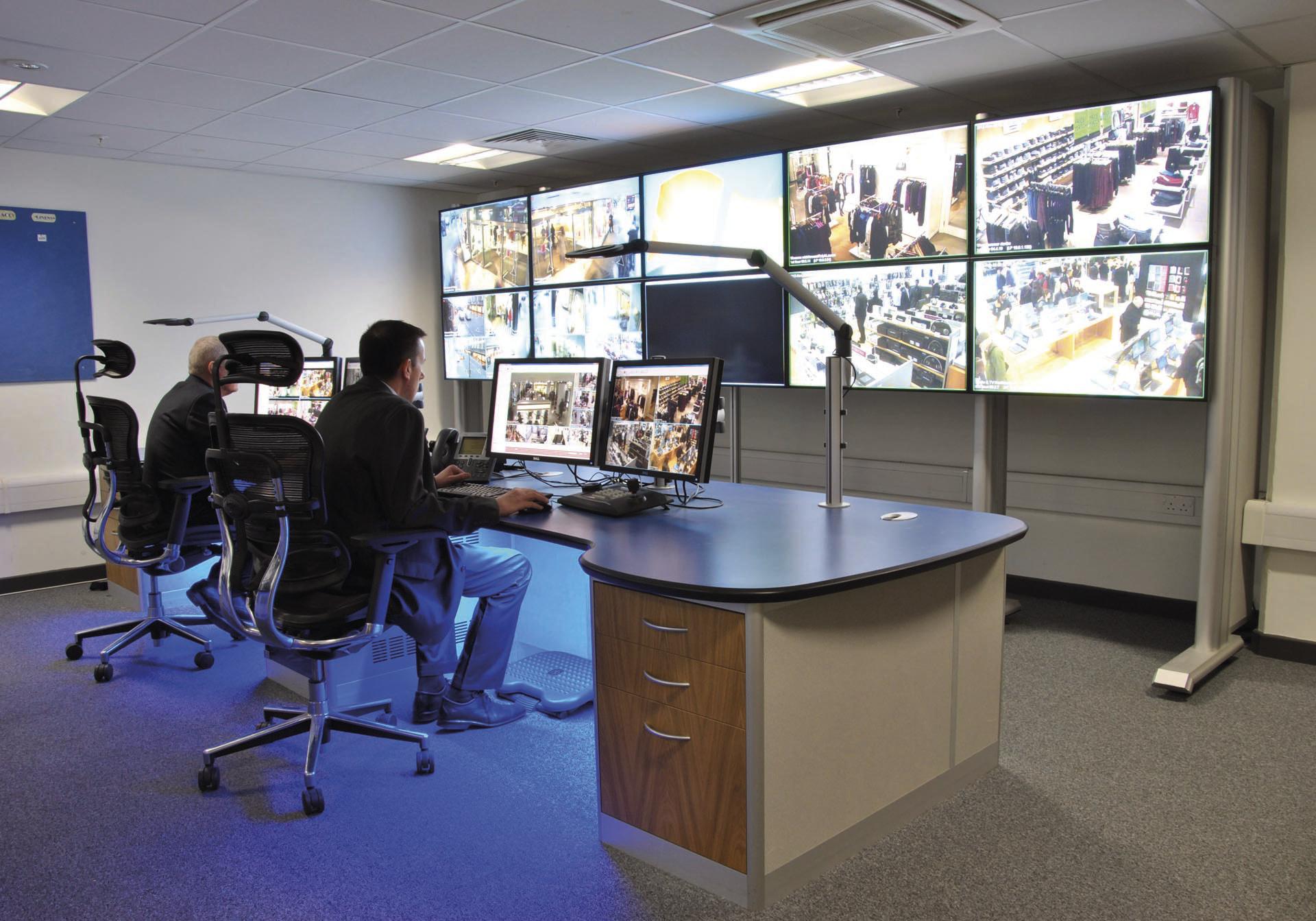 Охрана офисов и бизнес-центров